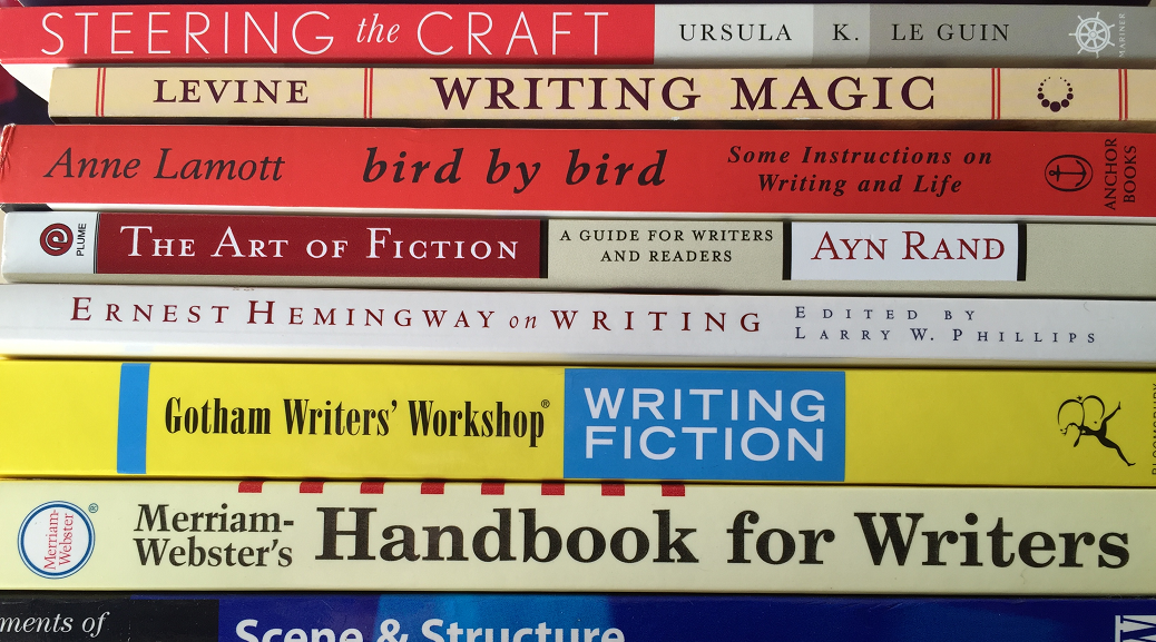 Resources for fiction writers